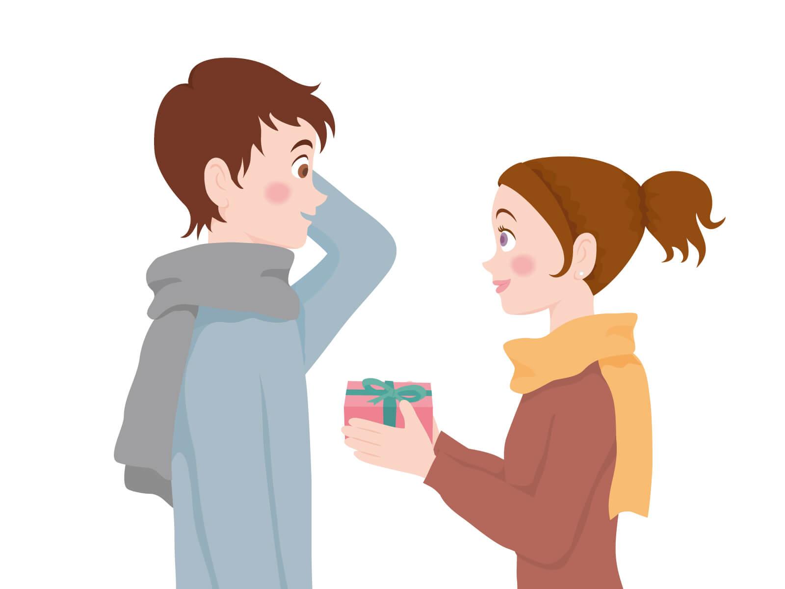 バレンタインにチョコを貰う方法...