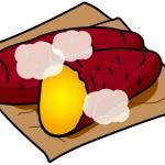 焼き芋を自宅で簡単に作る方法!甘くホクホクにするにはどうしたらいい?