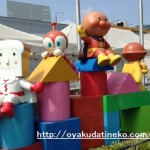 アンパンマンミュージアム横浜の混雑状況夏休みはどんな感じ?