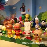 横浜のアンパンマンミュージアムは赤ちゃんでも楽しめる?