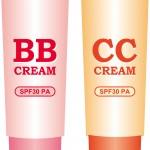 BBクリームとCCクリームの違いは?それぞれの使い分け方!
