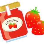 イチゴジャムをレモン汁なしで簡単に作ろう!賞味期限はどのくらい?