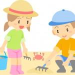 初めての潮干狩りの持ち物や便利グッズは?小さな子供とお出かけ準備